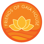 Friends of Gaia House logo
