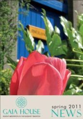 Gaia House Newsletter Spring 2011