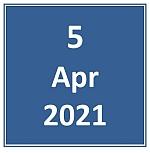 5 April Start date