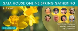 Spring Gathering - click for more information and register (1-5 April)