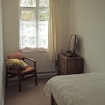 Gaia House Interior bedroom