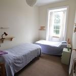 Gaia House Interior shared bedroom