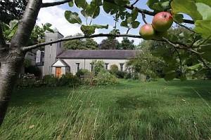 Gaia House Garden Wing