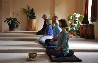 Meditation Days Gaia House