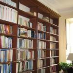 Gaia House Interior library