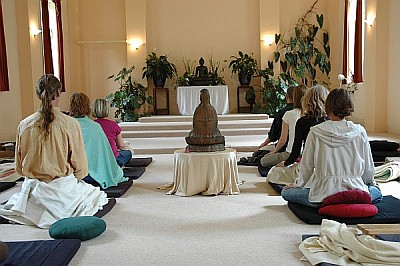 Meditation on Group Retreat