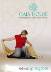 Gaia House Newsletter Spring 2010