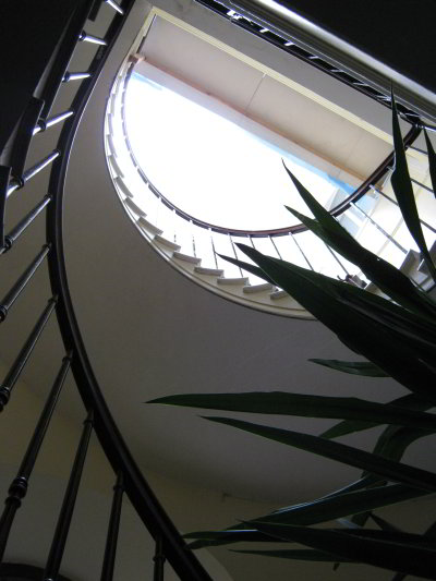 stairs-looking-up